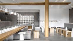 HEYTEA Foshan Nanhai Vanke Store / UNI DESIGN