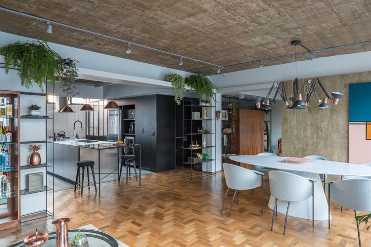Apartamento Umami / Semerene Arquitetura Interior, © Haruo Mikami
