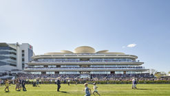 The Club Stand / Bates Smart