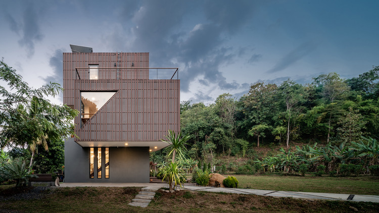 Maehongsorn House / ASWA, © DOF Sky|Ground