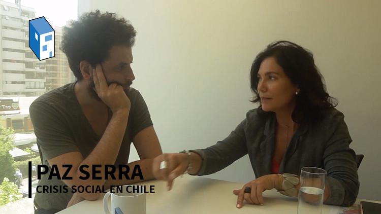"""Paz Serra: """"La ciudad no es una página en blanco"""""""