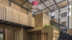The Outdoor Classroom / Studio Infinity