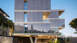 Savoy Residence / Rh+ Architecture
