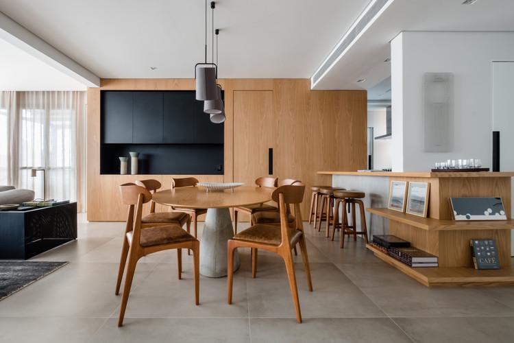 Apartamento Carvalho / Mandarina Arquitetura, © Nathalie Artaxo