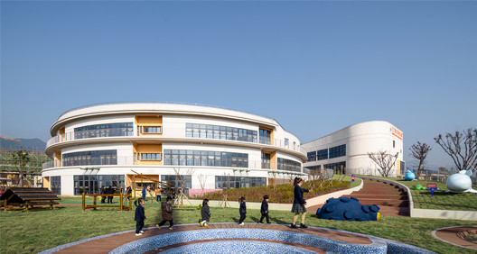 Sanmen Dafu Kindergarden / Think Logic Design