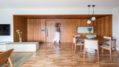 Apartamento Cervantes / Mandarina Arquitetura