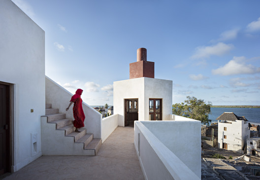 Swahili Dreams Apartments / Urko Sanchez Architects