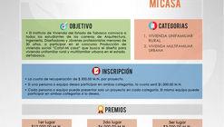 Cotot-Mi Casa. Concurso de vivienda social en Tabasco.