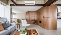 Duplex Curva / Mandarina Arquitetura