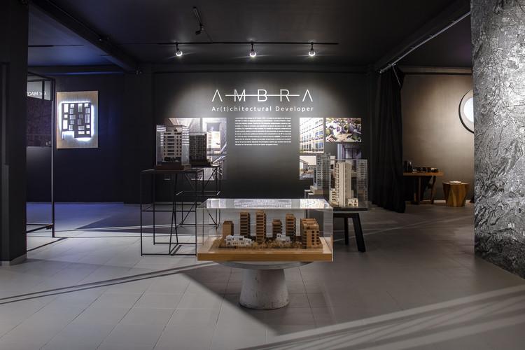 JSa presenta un nuevo proyecto: AMBRA | Ar(t)chitectural Developer , Cortesía de AMBRA