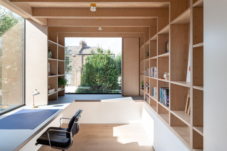 Lawford Road Townhouse / OEB, © French + Tye