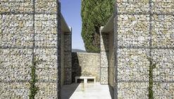 Castel San Gimignano Cemetery / MICROSCAPE architecture urban design AA