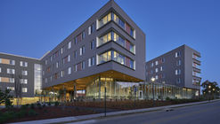 Adohi Hall / Leers Weinzapfel Associates + Modus Studio + Mackey Mitchell Architects + OLIN