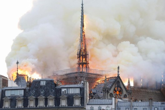 Why the Fire at Notre Dame Elicited Few Tears in Africa