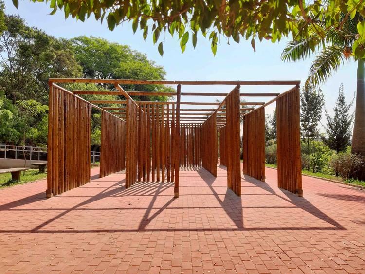 Readequação do Parque Municipal Raul Seixas / Secretaria do Verde e Meio Ambiente - Divisão de Implantação, projetos e obras, Cortesia de Secretaria Especial de Comunicação (SECOM) e arquivos SVMA