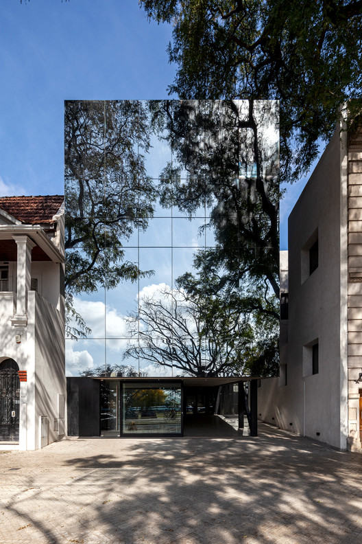 Architect's Association of Santa Fe / Estudio Bechis Arquitectos, © Walter Salcedo