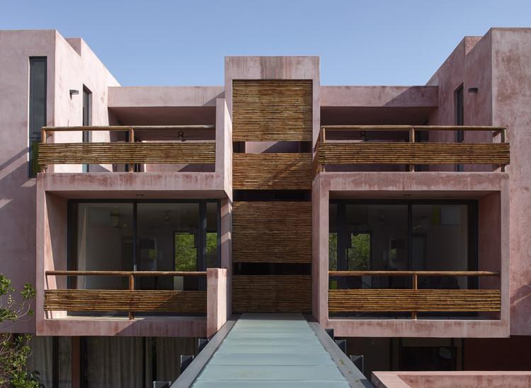 图卢姆公寓Querido / reyes rios + larraín + Gabriel Konzevik, © Edmund Sumner