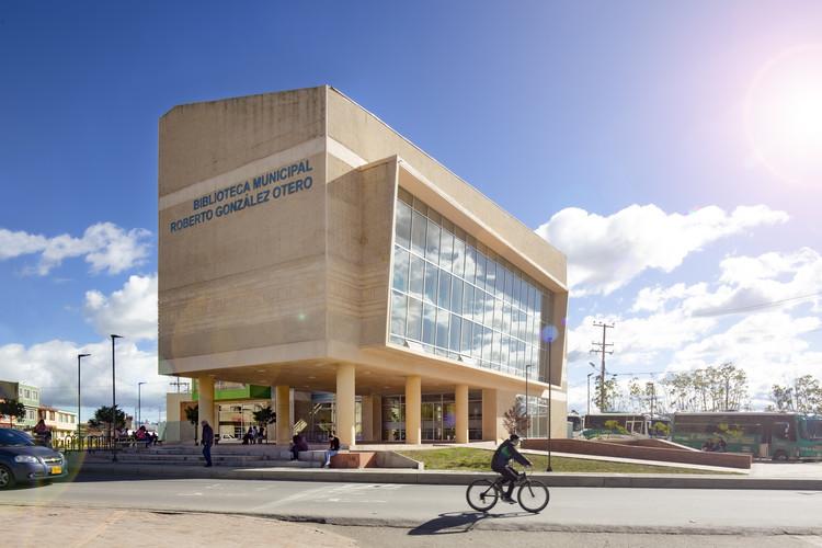 Biblioteca pública de Tocancipá / Rizoma Proyectos, © Llano fotografía