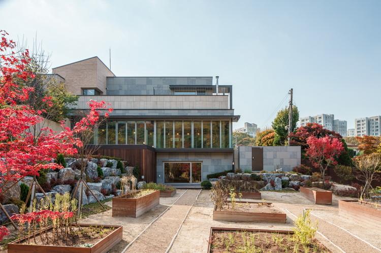 The East Garden House / jhy architect & associates, © You Seob Song