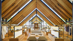 Amanpuri  thailand   retail pavilion by kengo kuma high res 27718