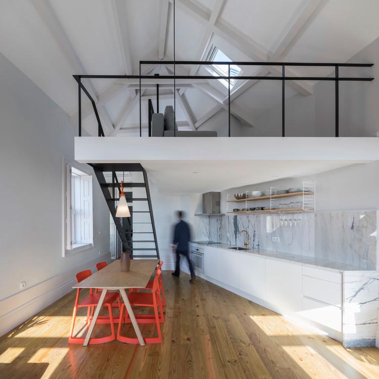 Apartamento Kentaro Yamada / Bernardo Amaral Arquitectura e Urbanismo, © Attilio Fiumarella