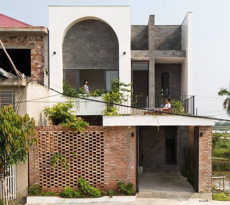 Casa T / Dom Architect Studio, © Hoang Le