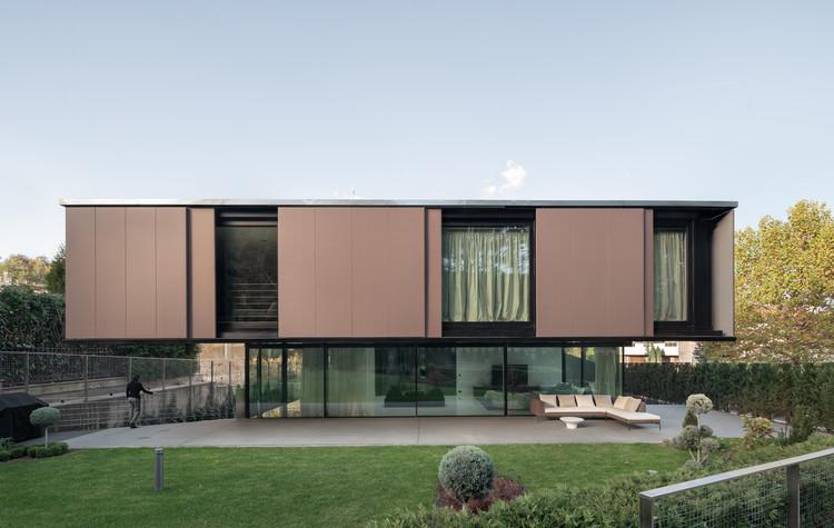 Casa Eclipse / I/O architects, © Assen Emilov