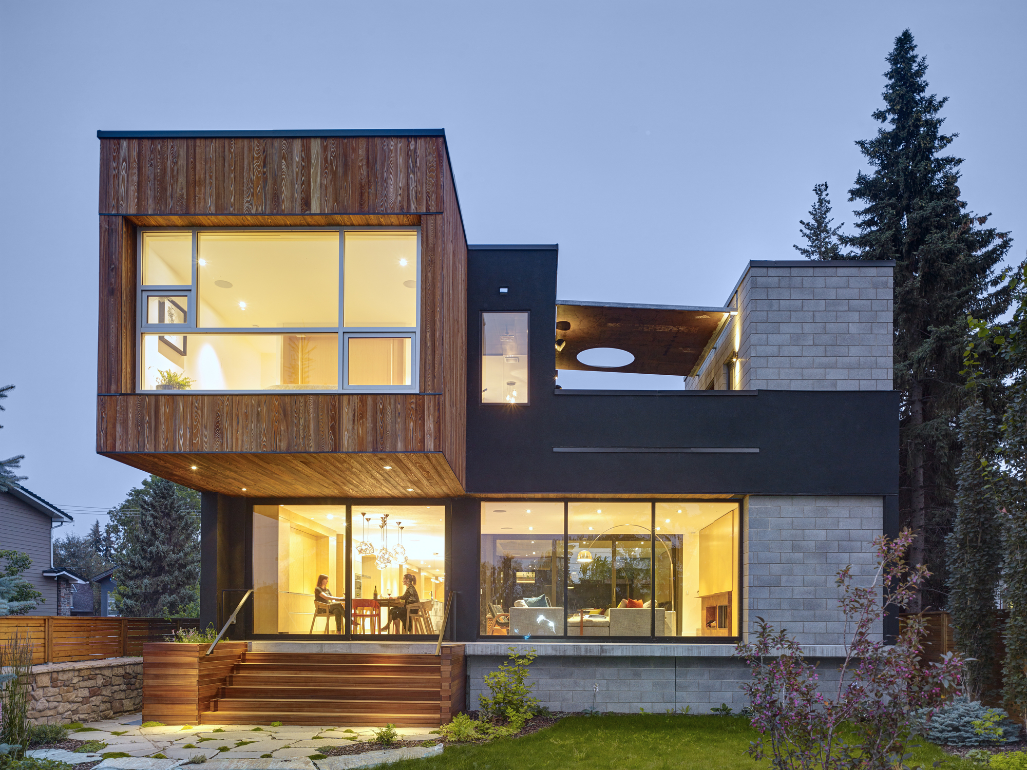 New House Sturgess Architecture