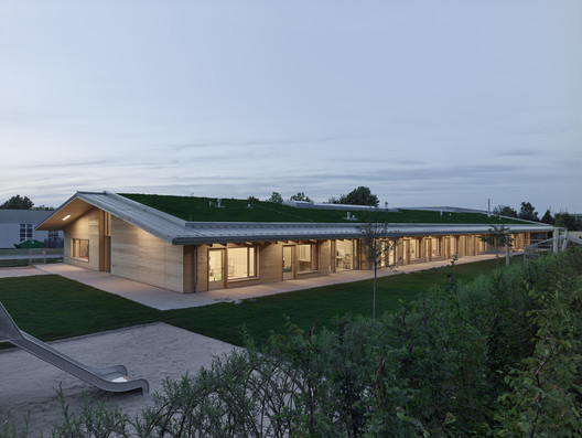 Trumpf Day-Care Center / Barkow Leibinger