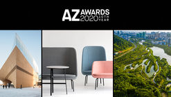 Call for Submissions: The 2020 AZ Awards for Design Excellence