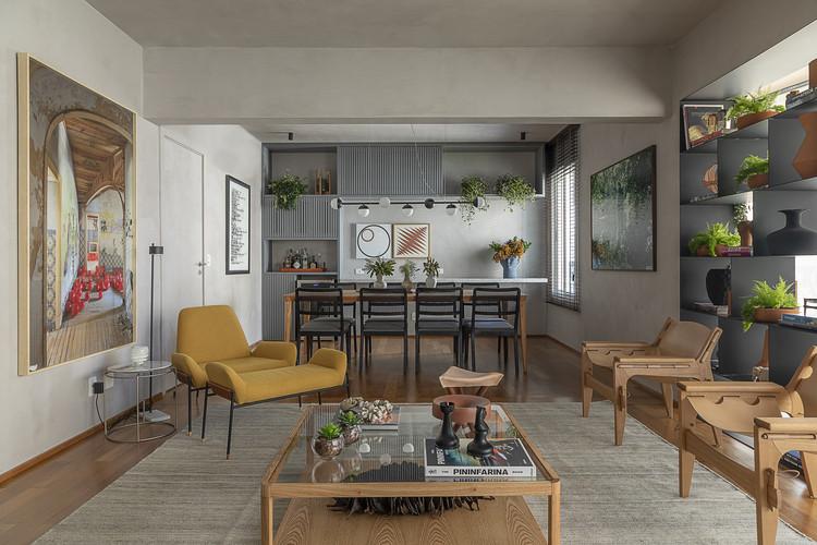 Apartamento Jardins / AS Design Arquitetura, © Rafael Renzo