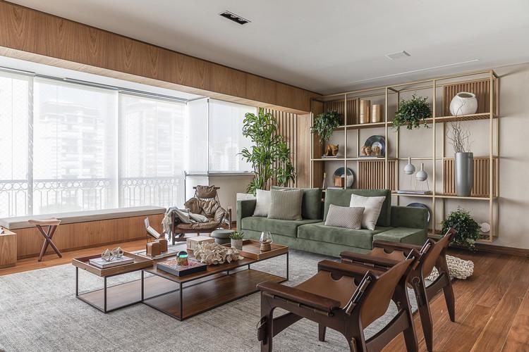 Apartamento Perdizes / AS Design Arquitetura, © Rafael Renzo