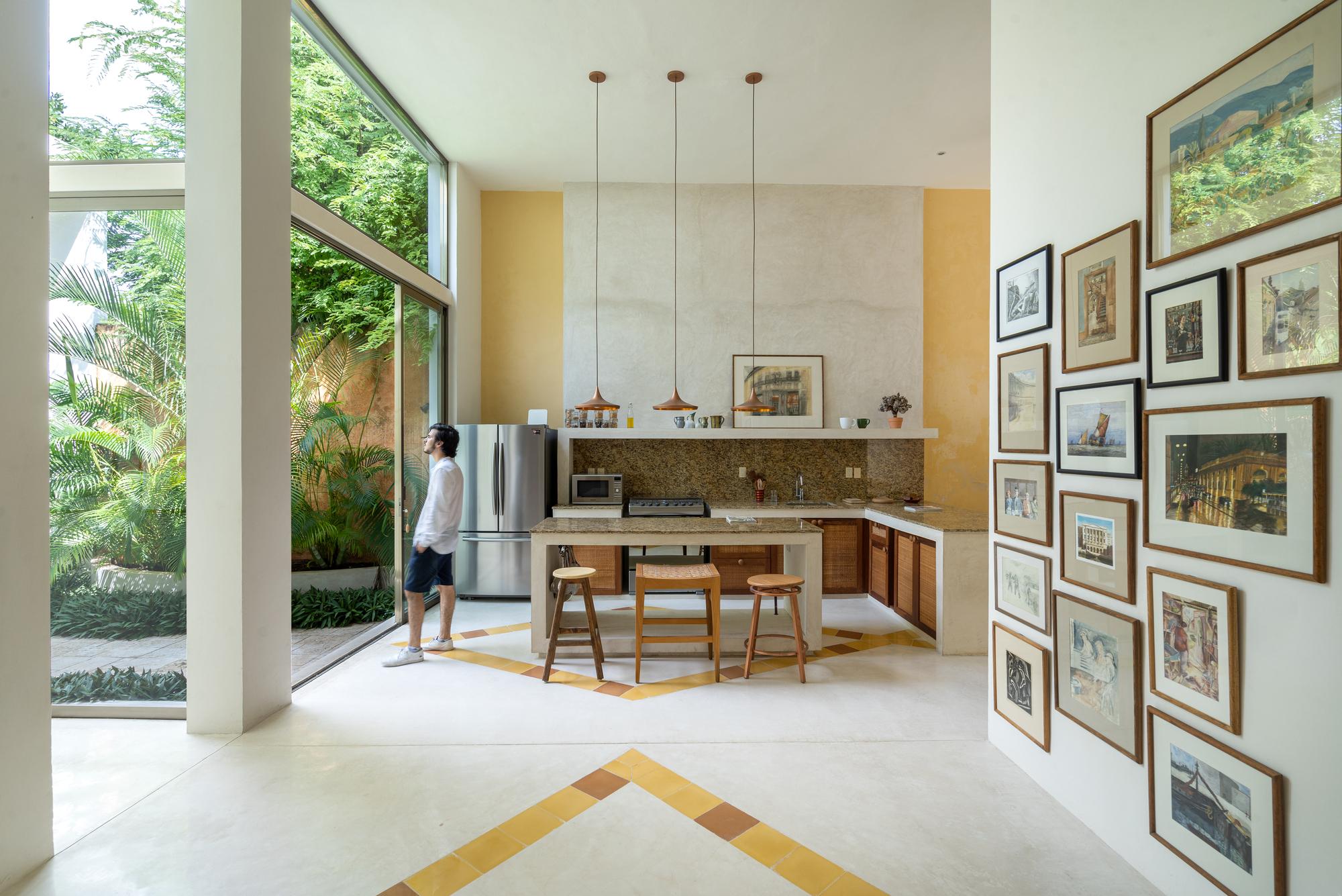 E&A 64 House / Taller Estilo Arquitectura