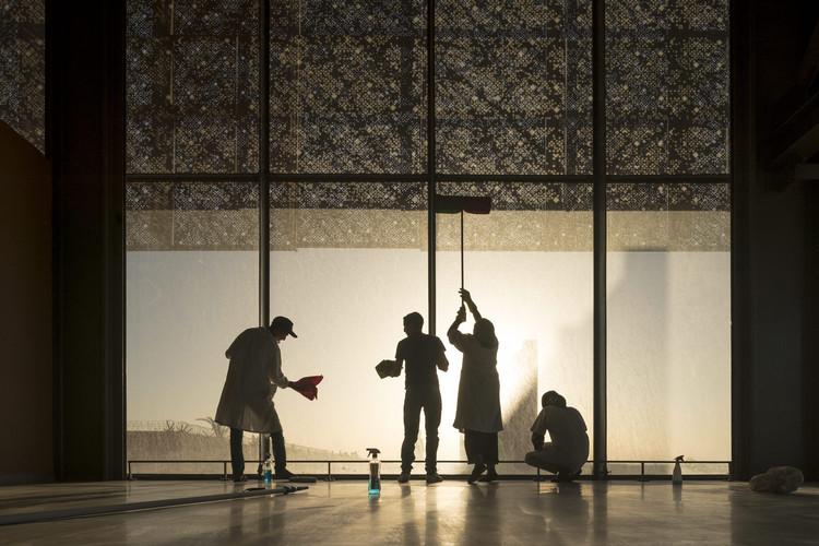 Arquitectura en deterioro: ¿Cómo enfrentar los daños más comunes en los materiales?, Aeropuerto de Guelmim / Groupe3 Architectes. Image © Fernando Guerra | FG+SG