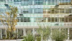 圣拉扎尔大中央站,现代性与历史性的印象主义式融合 / Ferrier Marchetti Studio