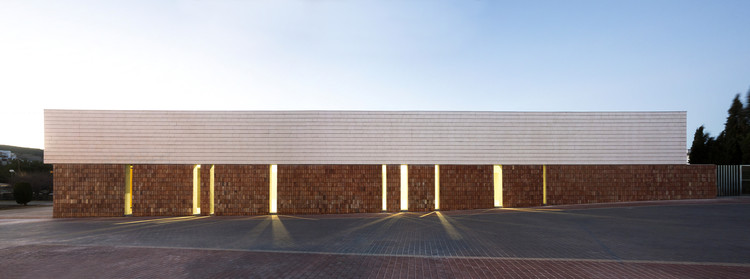 Multifunctional Cultural Space / sanahuja&partners, © ACF Fotografía