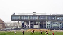 布莱顿学院,科学与体育的碰撞 / OMA