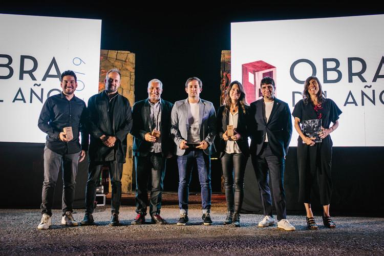 Se entregaron los Premios Obra del Año 2019 en Santiago de Chile, © Daniela Galdames