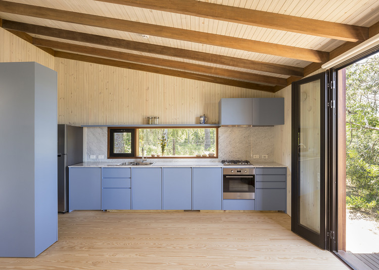 Residência em La Juanita / Delfina Riverti + FRAM arquitectos. Imagem: © Fernando Schapochnik