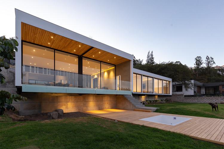 Casa DA / Bernardo Bustamante Arquitectos, © JAG Studio