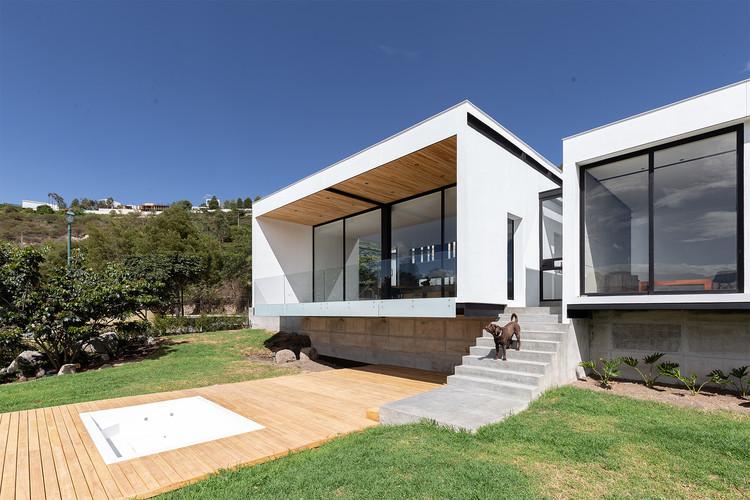 DA House / Bernardo Bustamante Arquitectos, © JAG Studio