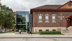 St. John's Library Restoration / Public City Architecture