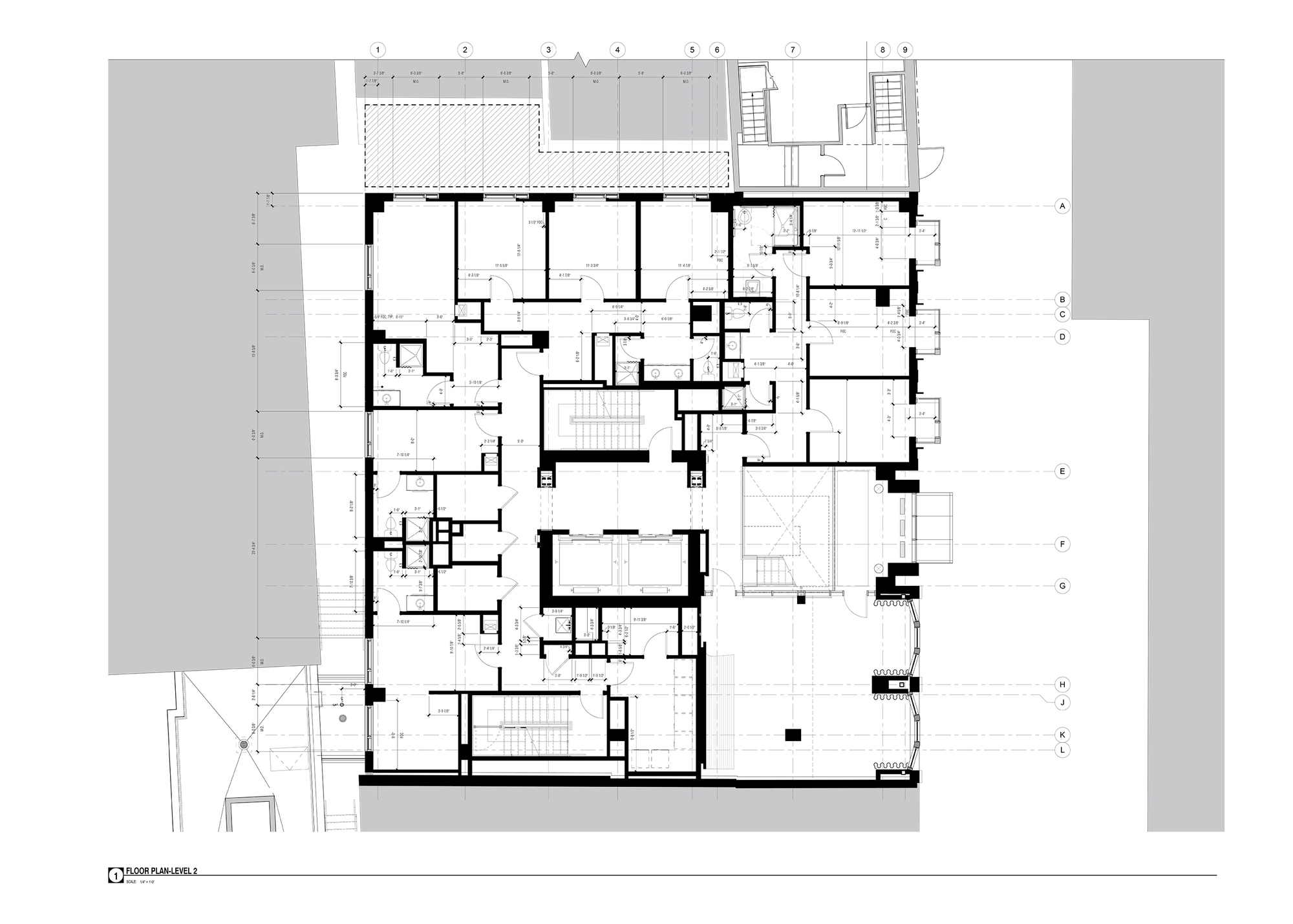 Gallery Of Emerson College Student Residences Elkus Manfredi Architects 15