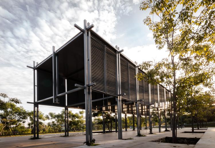 """Resultados del Taller """"Fotografía e Imagen Arquitectónica"""" por el Centro Universitario de Arte, Arquitectura y Diseño de la Universidad de Guadalajara, """"Parque Natural Huentitán 3"""". Image © Rafael Reyes"""