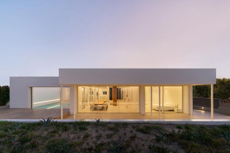 Casa de la duna / Ruben Muedra Estudio de Arquitectura, © Adrián Mora Maroto