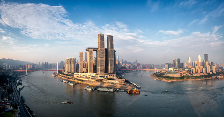Chris Mulvey of Safdie Architects on Raffles City Chongqing and the Firm's Unique Approach