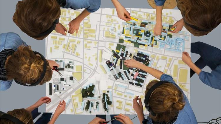 Ремоделирование Žirmūnai. Изображение предоставлено Future Architecture Platform