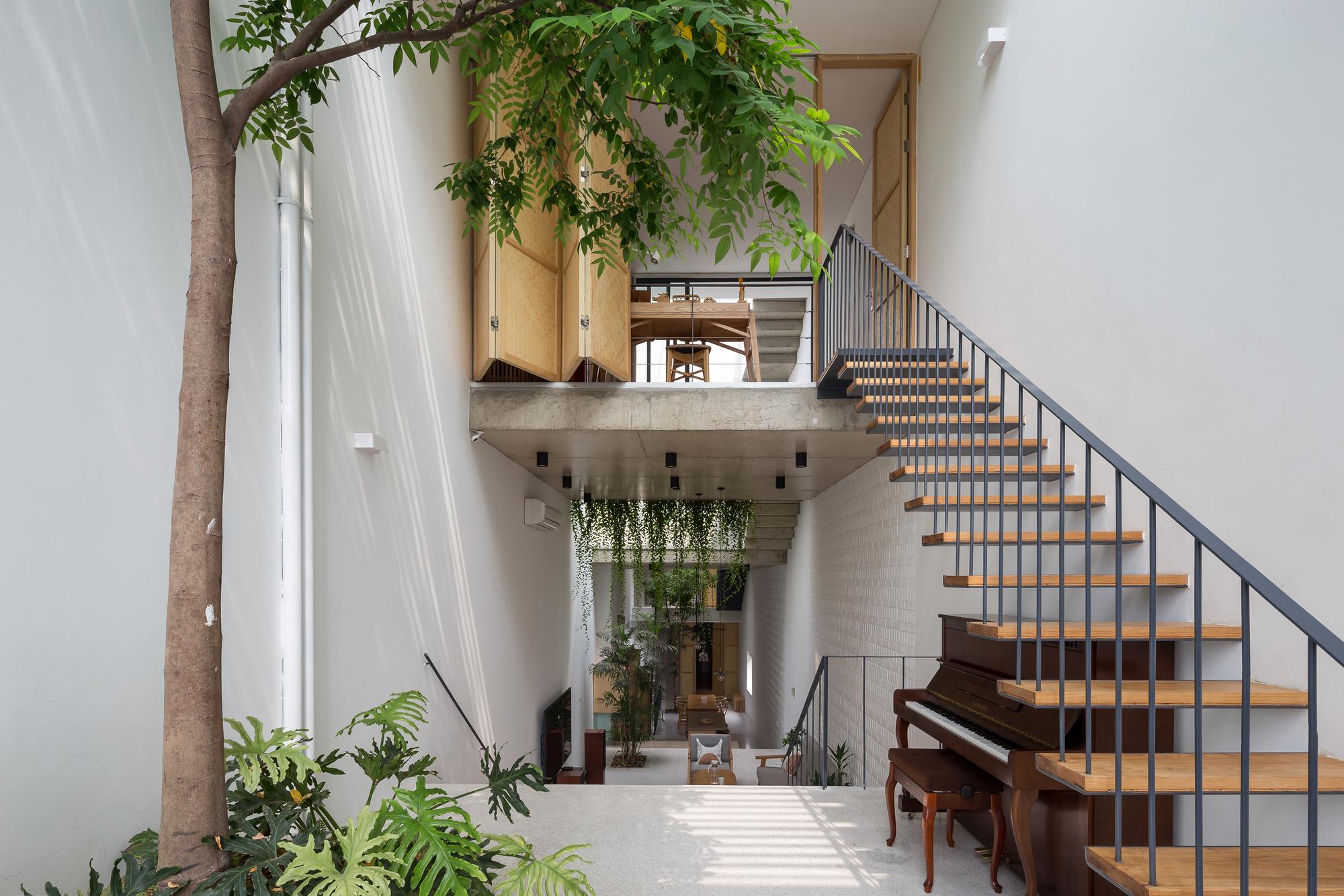 CH House / ODDO architects