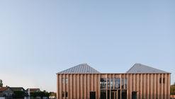 Centro médico Taverny / MAAJ ARCHITECTES