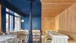 Mesura cheriff restaurant architecture barcelona restaurant interior design 21